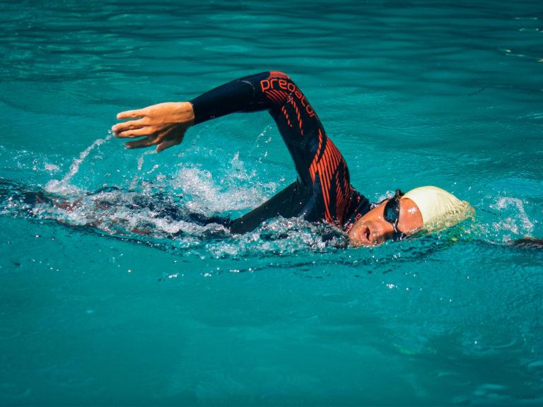 nageur verdon swim experience